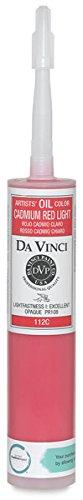 Da Vinci Artists Oil Color Paint Titanium White 300ml