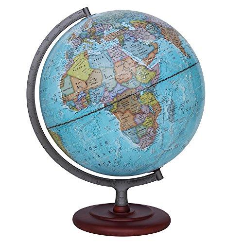 Waypoint Geographic Mariner II Illuminated Desktop Globe 12
