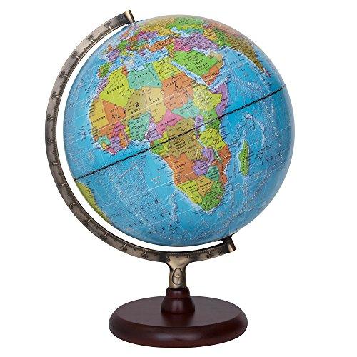 Waypoint Geographic Navigator II Illuminated Desktop Globe 12