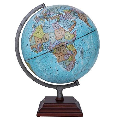 Waypoint Geographic Odyssey II Illuminated Desktop Globe 12