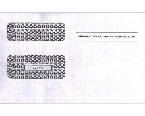 EGP IRS Approved 1099 Tax Form Envelope 50 Envelopes