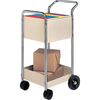 FEL40924 - Fellowes Steel Mini Mail Cart
