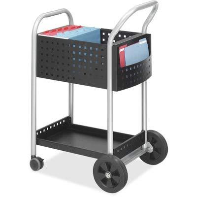 SAF5238BL - Safco Scoot Mail Cart