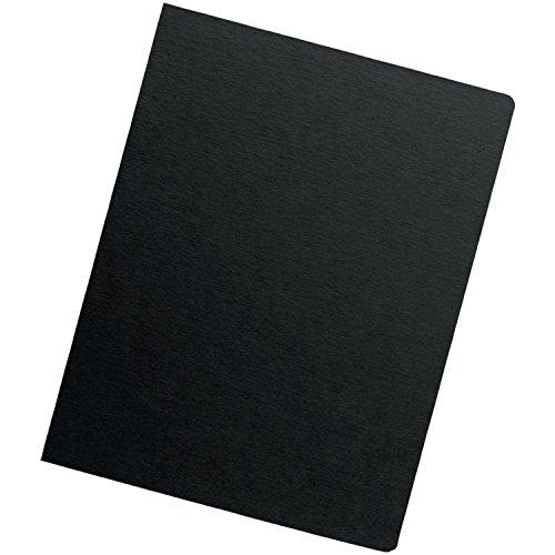 Fellowes Binding Presentation Covers Oversize Letter Black 25 Pack 5224701