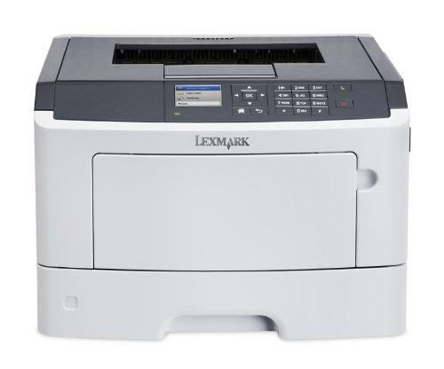 Lexmark MS417dn Compact Laser Printer Monochrome Networking Duplex Printing