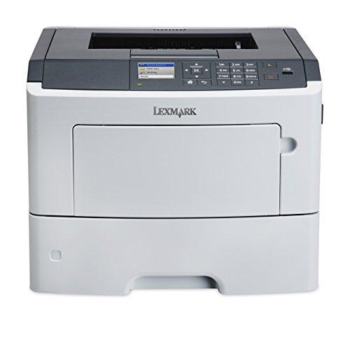 Lexmark MS617dn Compact Laser Printer Monochrome Networking Duplex Printing