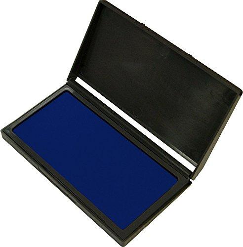 2000 PLUS Stamp Pad Gel Size 1 Blue Ink 030255