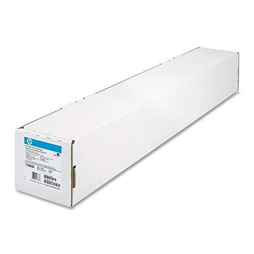 HP Bright White Inkjet Paper 47 mil 24 LB 90 Gm2 24 x 150