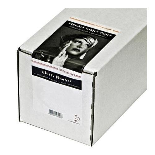Hahnemuhle Satin Photo Rag 100  Rag Fine Lustre Bright White Inkjet Paper 310 gsm 17 x 39 Roll by Hahnemuhle