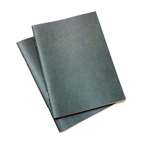 Taroko Design Tomoe River A5 Notebook 2-Pack GRAPH Cream