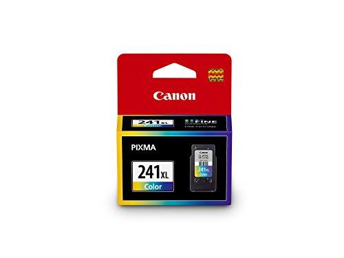 Canon CL-241XL Color Ink Cartridge Compatible to MG3620MG3520MG4220MG3220MG2220 MG4120MG3120 and MG2120