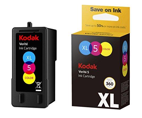 Kodak Verite 5 Replacement Inks ALT1UA XL Color Ink Jet Cartridge compatible to V50 V55 V55W Eco V55 Plus V60 Eco V640 Eco V64 Series V65 Eco V65 Plus