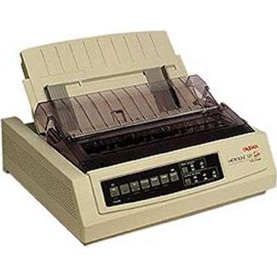 OKI 62411601 - Oki MICROLINE 320 Turbo Dot Matrix Printer - 9-pin - 435 cps Mon