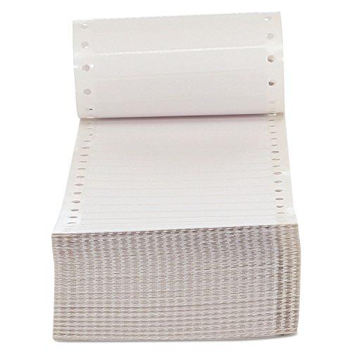 Universal 70103 Dot Matrix Printer Labels 1 Across 3-12 x 716 White 5000Box