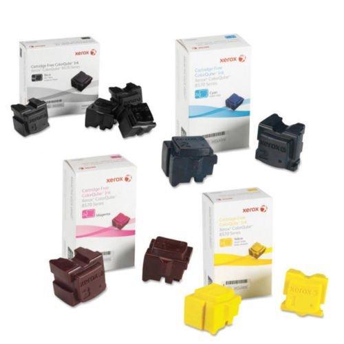 Xerox 108R00926 Ink Cartridge BlackCyanMagentaYellow10-Pack in Retail Packaging