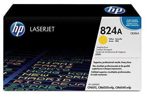 HP 824A  CB386A  Toner Cartridge  Yellow Image Drum