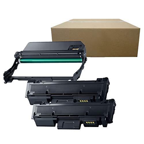 Inktoneram Compatible Toner Cartridges Drum Replacement for Samsung D116L R116 MLT-R116 MLT-D116L Xpress M2875 M2875FD M2876 M2625 M2625D M2626 M2825DW M2826 M2675 M2676 2-BlackDrum 3-Pack