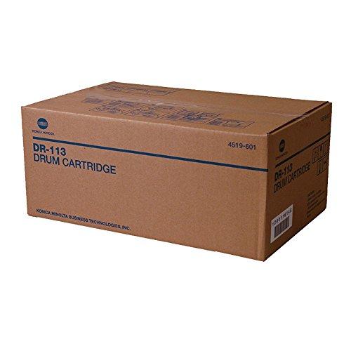 Genuine Konica Minolta 4519-601 DR113 Black Drum Cartridge