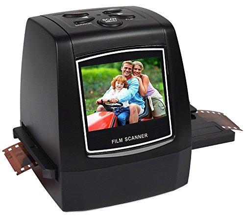 """35mm//135mm 2.36/"""" USB Negative Slide Film Scanner Slider Viewer Photo Digitalizer"""