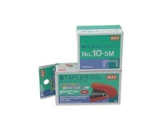 Flat Palm Clinch Ergonomic Stapler MAX HD-10FL  5000 Staples