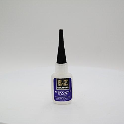 E-Z Bond Instant Glue Thick 12oz