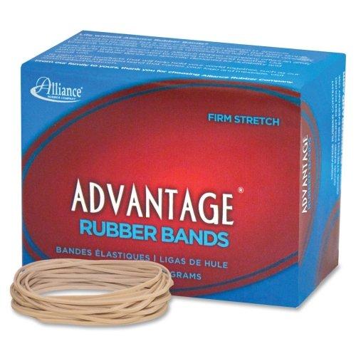 Alliance Advantage Rubber Bands 19 - Size 19 - 35 Length x 063 Width - 4oz Box - Natural