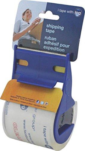 Intertape Polymer 2x175 Yard Carton Tape Clear 3196