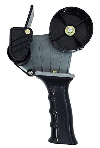 Gemson Hand-Held Heavy Duty Industrial Easy Pistol Grip Loading Tape Cutter Shipping Carton Boxes Sealer