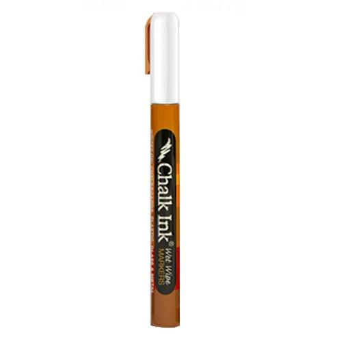 Chalk Ink 1MMWWFINEWHITE Fine Tip Wet Wipe Marker 1 mm Chalk White