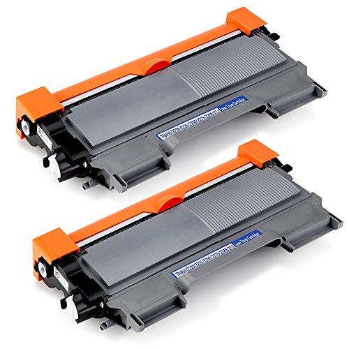 Office World Compatible Toner Cartridge Replacement for Brother TN450 TN-450 TN 450 TN420 TN-420Compatible with Brother HL-2270DW HL-2280DW HL-2230 HL-2240D HL-2240 MFC-7860DW MFC-7360N MFC-7460D