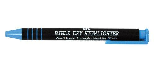 Bible Dry Highlighter - Blue
