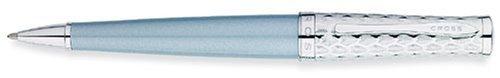 Cross Sauvage Moonstone BluePython Ballpoint Pen - AT0312-1