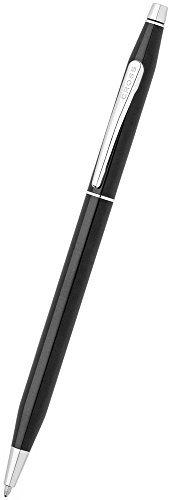 Cross Classic Century Ballpoint Pen Classic Black Chrome Trim
