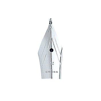Cross Atx Stainless Steel Medium Nib And Chrome Plated Nib Ring