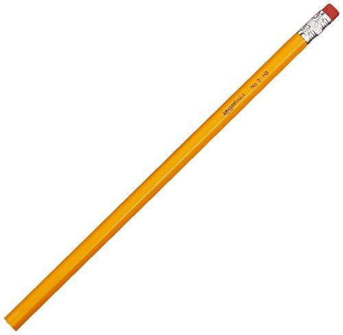 AmazonBasics Wood-cased Pencils - 2 HB -  Box of 96