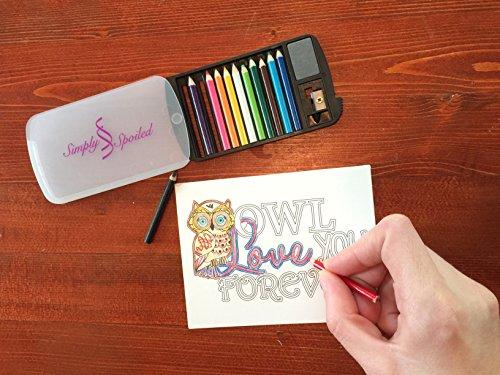 Mini Colored Pencil Set