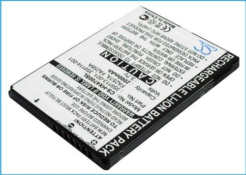 Battery for HP iPAQ HX4700 iPAQ HX4715 iPAQ HX4705 iPAQ HX4800