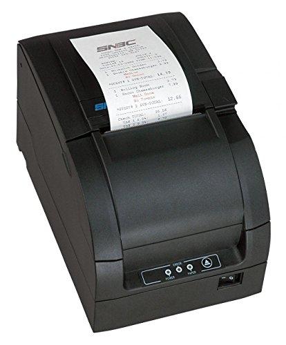 SNBC BTP-M300 Impact USBSerial POS Receipt Printer Auto-Cut Black 132081