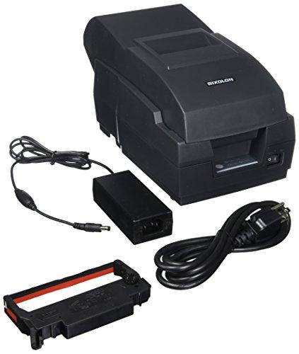 Samsung Kps SRP270D Impact Receipt Printer Serial Gray Ac Jtu