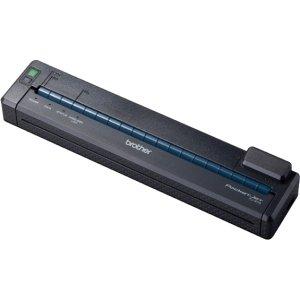 Brother Industries Ltd - Brother Pocketjet Pj673-K Direct Thermal Printer - Monochrome - Portable - Plain Paper Print - 94 Second Mono - 300 X 300 Dpi - Wireless Lan - Usb Product Category PrintersLabelReceipt Printers