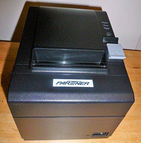 Partner Tech Rp 500 Direct Thermal Printer  Monochrome  Desktop  Receipt Print  283 Print Width  787 InS Mono  180 Dpi  Usb  Serial Product Type PrintersLabelReceipt Printers