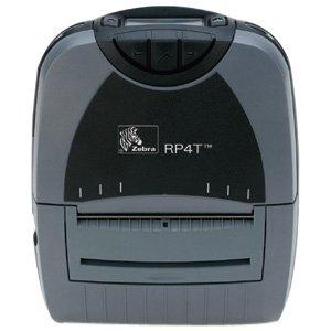 Zebra Rp4t Direct ThermalThermal Transfer Printer  Monochrome  Portable  Rfid Label Print  409 Print Width  Peel Facility  150 InS Mono  203 Dpi  Wireless Lan  Usb  Serial  Lcd Product Type PrintersLabelReceipt Printers