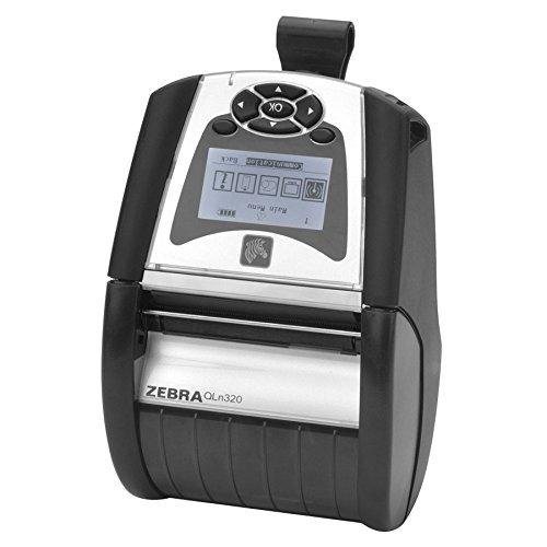 Zebra Technologies Corporation - Zebra Qln320 Direct Thermal Printer - Monochrome - Portable - Label Print - 290 Print Width - Peel Facility - 3 InS Mono - 203 Dpi - Bluetooth - Usb - Serial - Battery Included - Lcd Product Category PrintersLabelRe