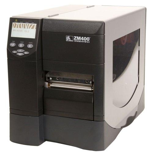 Zebra Zm400 Thermal Label Printer  Monochrome  10 InS Mono  203 Dpi  Parallel Serial Usb Product Type PrintersLabelReceipt Printers