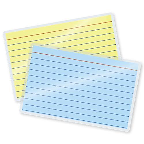 5 Mil FileIndex Card Laminating Pouches 3-12 x 5-12 200bx