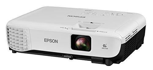 Epson VS355 WXGA 3300 lumens color brightness color light output 3300 lumens white brightness white light output HDMI 3LCD projector