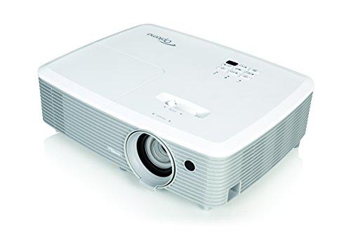 Optoma W345 WXGA 3300 Lumens 3D DLP Projector