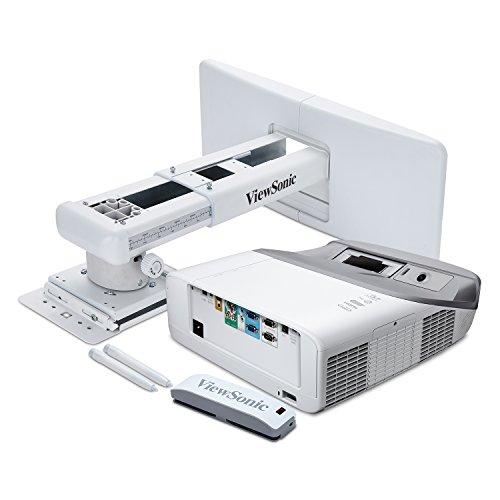 ViewSonic PS750W 3300 Lumens WXGA HDMI Interactive Ultra Short Throw Projector
