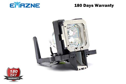 Emazne PK-L2210UPK-L2210UP Professional Projector Replacement Compatible Lamp with Housing Work for JVC DLA-F110 DLA-RS30 DLA-RS40 DLA-RS40U DLA-RS45 DLA-X90 DLA-RS4800U DLA-RS50 DLA-RS55 DLA-RS60