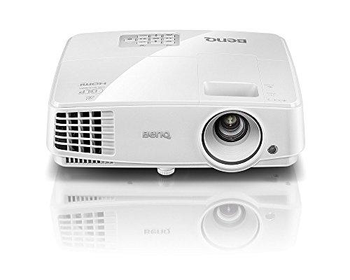 BenQ DLP Video Projector - SVGA Display 3300 Lumens HDMI 130001 Contrast 3D-Ready Projector MS524A